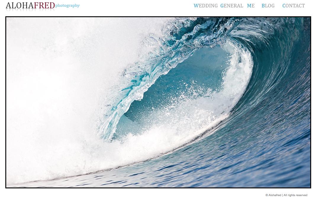 alohafred website